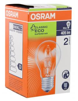 Osram Classic Eco Superstar 30W E27 (1 St.) - 4008321211828