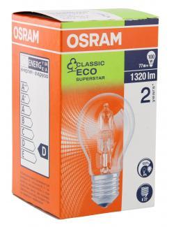 Osram Classic Eco Halogen 77W 230V E27