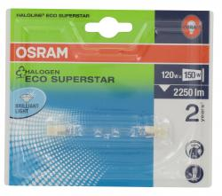 Osram Halogen Eco Superstar 120W 230V R7s
