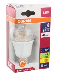 Osram LED Superstar Classic A60 10W 220-240V E27 - 4052899913813