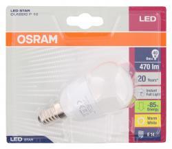 Osram LED Star Classic P40 6W 220-240V E14 - 4052899911932