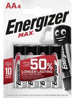 Energizer Max Mignon AA