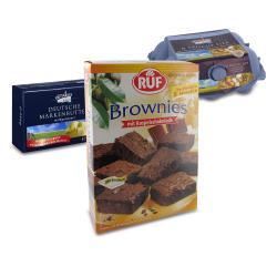 Set: Ruf Brownies mit Raspelschokolade  - 2145300000720