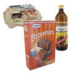 Set: Dr. Oetker Brownies - 2145300001000