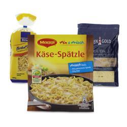 Set: Maggi fix & frisch Käse-Spätzle - 2145300001068