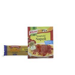Set: Knorr Fix Spaghetti Napoli - 2145300001303