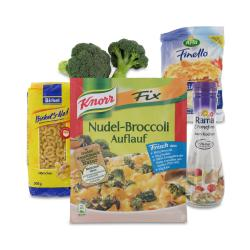 Set: Knorr Fix Nudel-Broccoli Auflauf - 2145300001374
