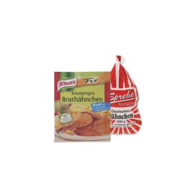 Set: Knorr Fix Knuspriges Brathähnchen - 2145300001534