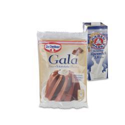 Set: Dr. Oetker Gala Puddingpulver Schokolade - 2145300001840