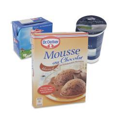 Set: Dr. Oetker Mousse Au Chocolat - 2145300001895