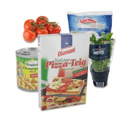 Set: Diamant Pizza-Teig italiano - 2145300002377