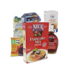 Set: Nick Pancake Mix Pfannkuchen  - 2145300002511