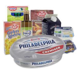 Set: Philadelphia-Torte - 2145300003080