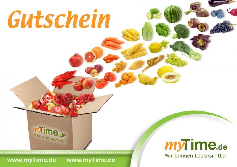 myTime.de Gutschein 5 EUR