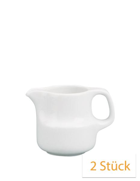 Schönwald Form 898 Milchkännchen 0,15 L weiß (2 St.)