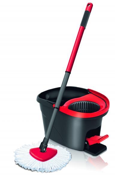 vileda easywring clean gratis actifaser tuch bodenwischer wischer ebay. Black Bedroom Furniture Sets. Home Design Ideas