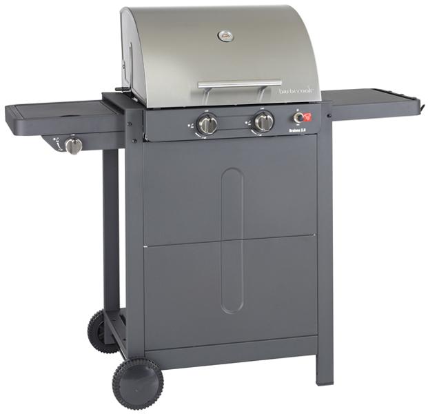 barbecook brahma 3 0 inox gasgrill online bestellen bei d. Black Bedroom Furniture Sets. Home Design Ideas