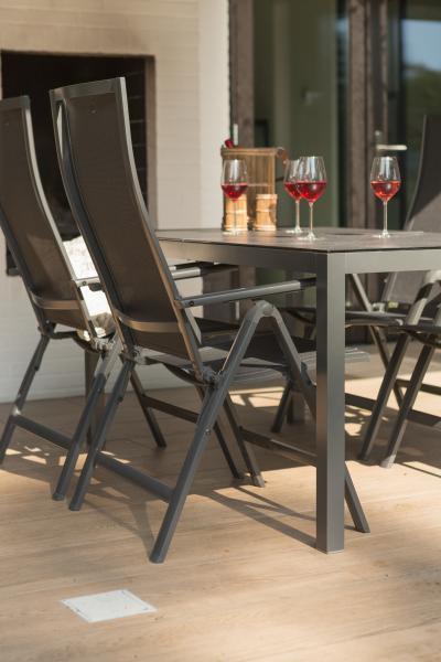 hartman adelaide gartenm bel set 5tlg ebay. Black Bedroom Furniture Sets. Home Design Ideas