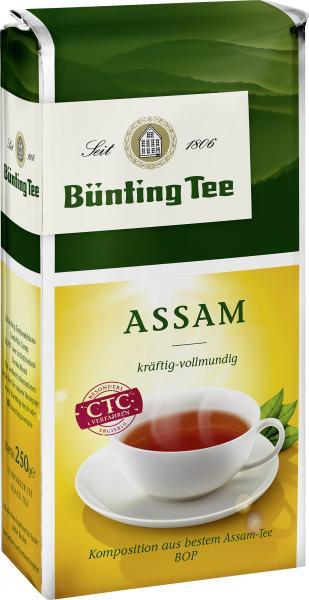 Bünting Assam Tee