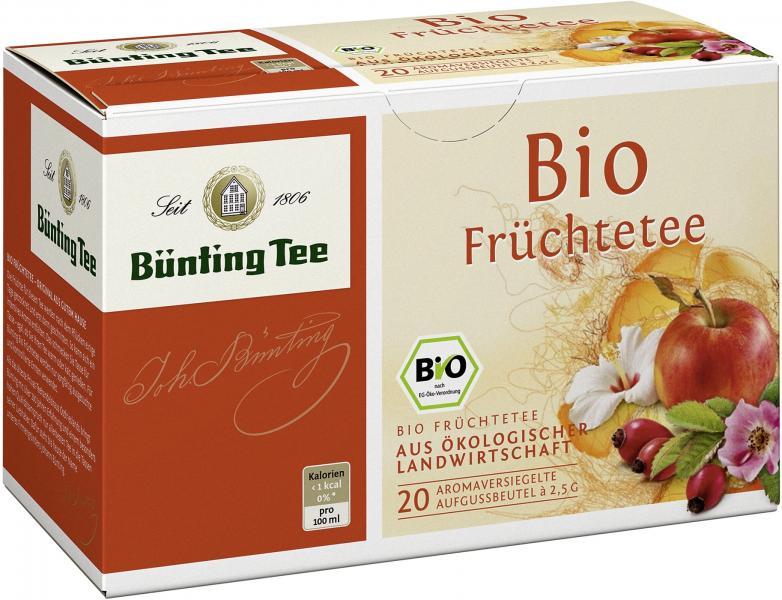 Bünting Bio-Früchtetee