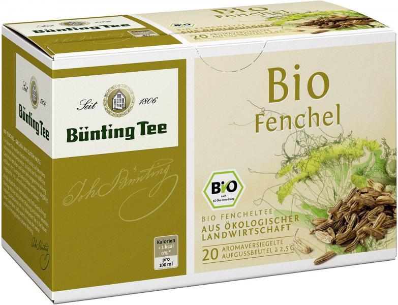 Bünting Bio-Fenchel