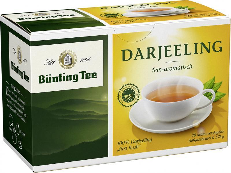 Bünting Darjeeling