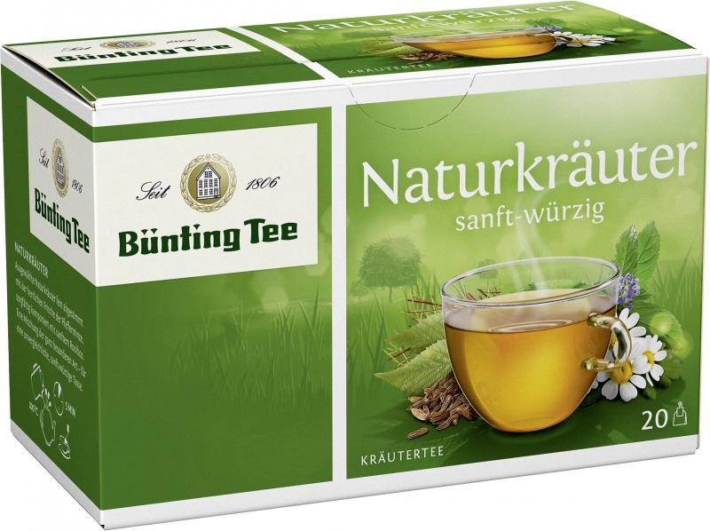 Bünting Tee Naturkräuter