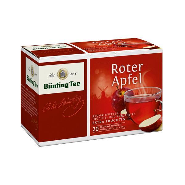 b nting roter apfel 20 x 2 50 g online bestellen bei. Black Bedroom Furniture Sets. Home Design Ideas