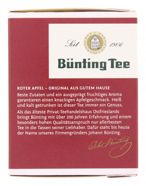 Bünting Roter Apfel