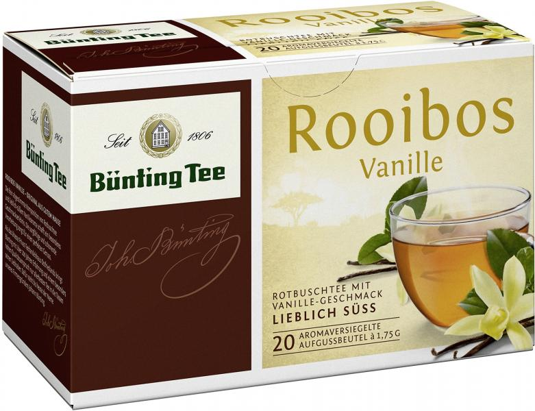 Bünting Rooibos Vanille