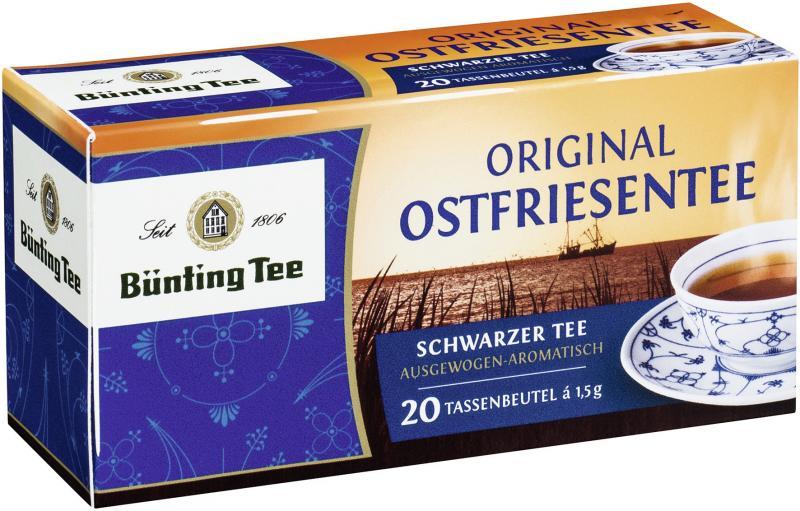 Bünting Original Ostfriesentee