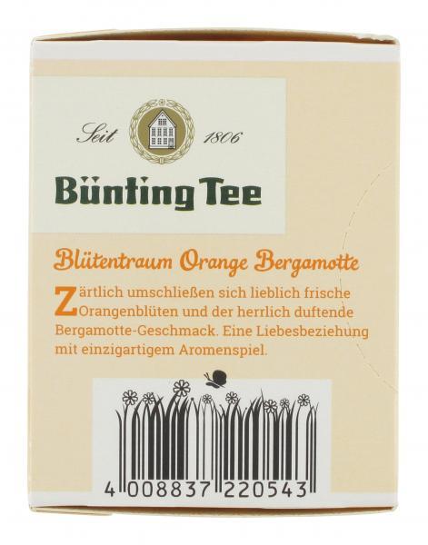 Bünting Blütentraum Orange Bergamotte
