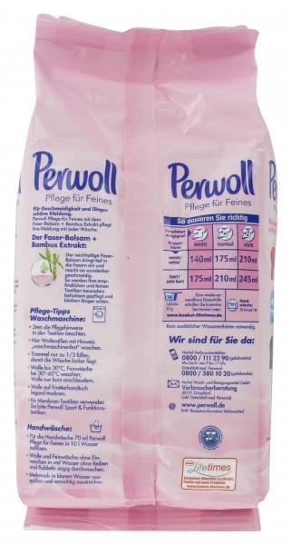 Perwoll Pflege für Feines Faser Balsam + Bambus Extract 16WL