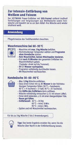 Heitmann Power Entfärber intensiv