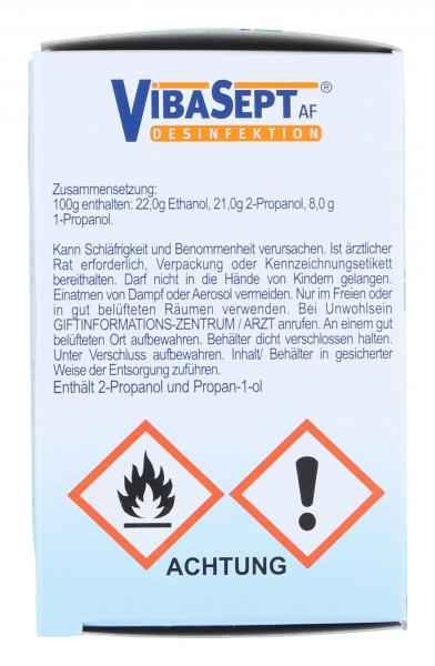VibaSept Hygiene Tücher desinfizierend