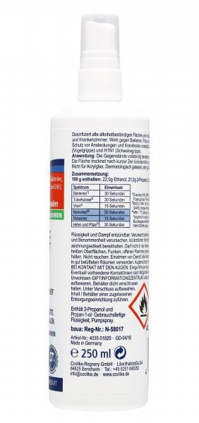 VibaSept Hygiene Spray desinfizierend