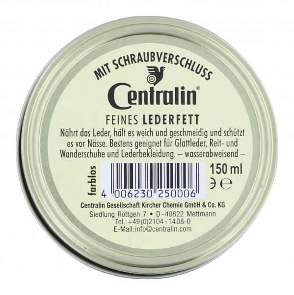 Centralin Feines Lederfett farblos