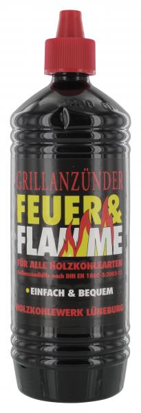 Holzkohlewerk Lüneburg Grillanzünder Feuer & Flamme