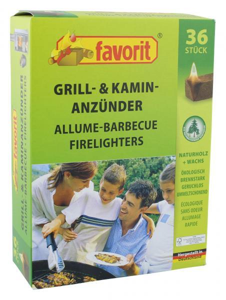 Favorit Grill- & Kamin-Anzünder
