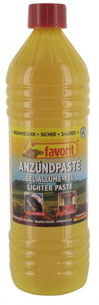 Favorit Anzündpaste