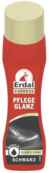 Erdal Express Pflegeglanz schwarz