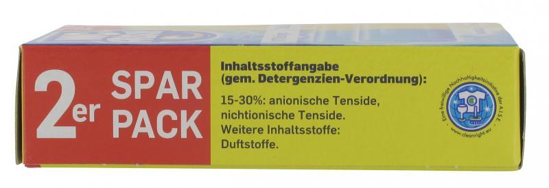 WC Frisch Duo-Duftspüler Nachfüller Citrus