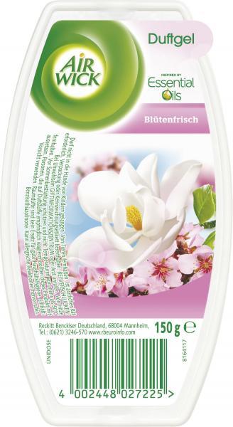 Air Wick Duftgel Bouquet Blütenfrisch