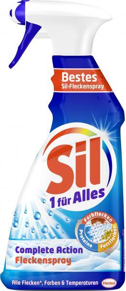 Sil 1 für Alles Fleckenspray