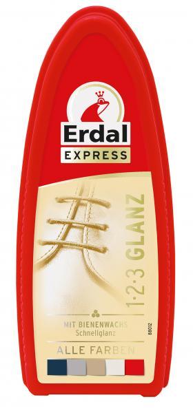 Erdal Express 1-2-3 Glanz farblos