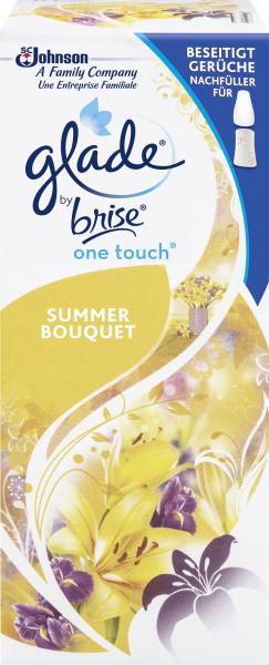 Glade by Brise One Touch Minispray/Nachfüller Summer Bouquet
