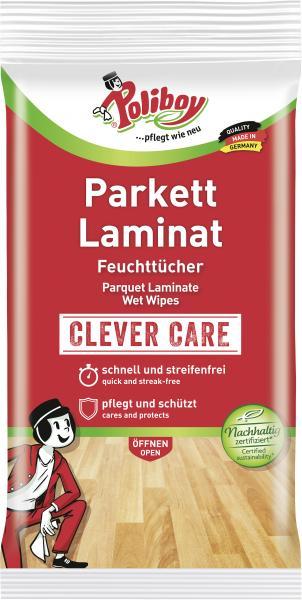 Poliboy Parkett Laminat Feuchttücher