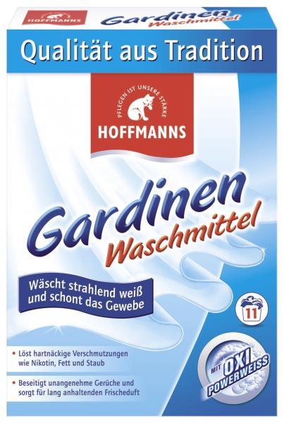 Hoffmanns Gardinen Waschmittel Pulver 11WL