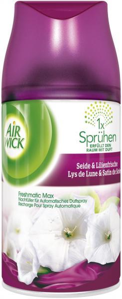 Air Wick Freshmatic Max Nachfüller Seide & Lilienfrische