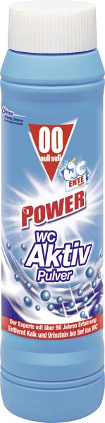 Null-Null Power WC Aktiv Pulver